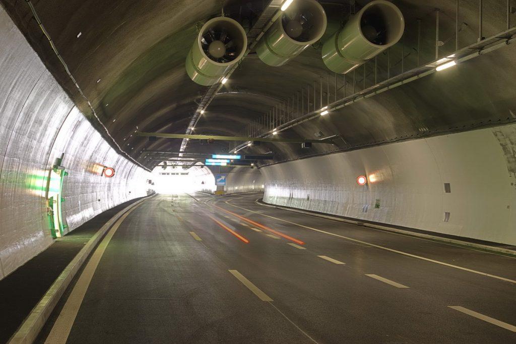 تهویه تونل