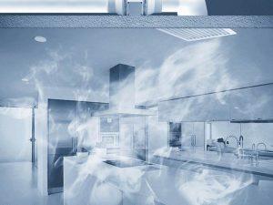 طراحی تهویه اتاق پاک